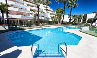 Cosy and bright apartment for sale, recently renovated, Nueva Andalucía, Marbella 6028