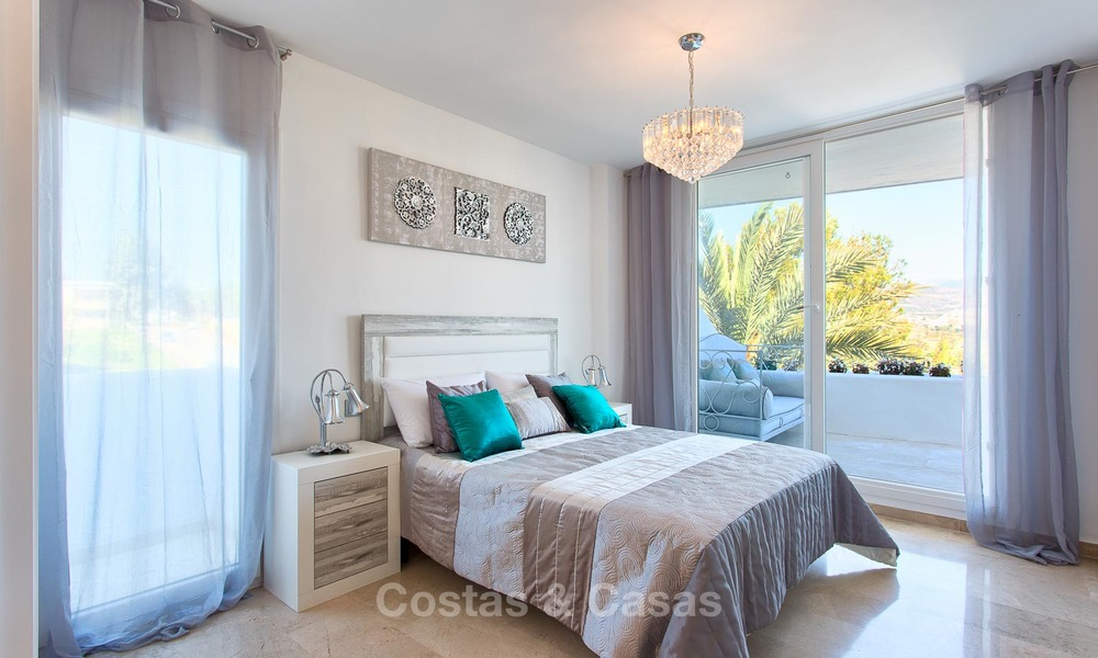Cosy and bright apartment for sale, recently renovated, Nueva Andalucía, Marbella 6038