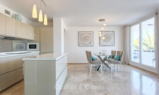 Cosy and bright apartment for sale, recently renovated, Nueva Andalucía, Marbella 6047
