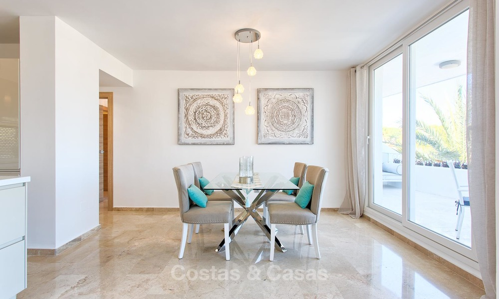 Cosy and bright apartment for sale, recently renovated, Nueva Andalucía, Marbella 6048