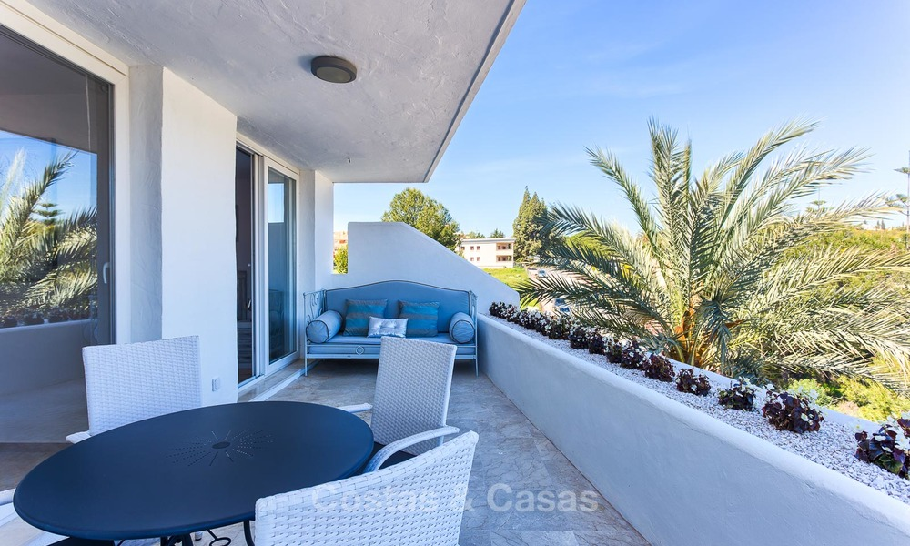 Cosy and bright apartment for sale, recently renovated, Nueva Andalucía, Marbella 6054