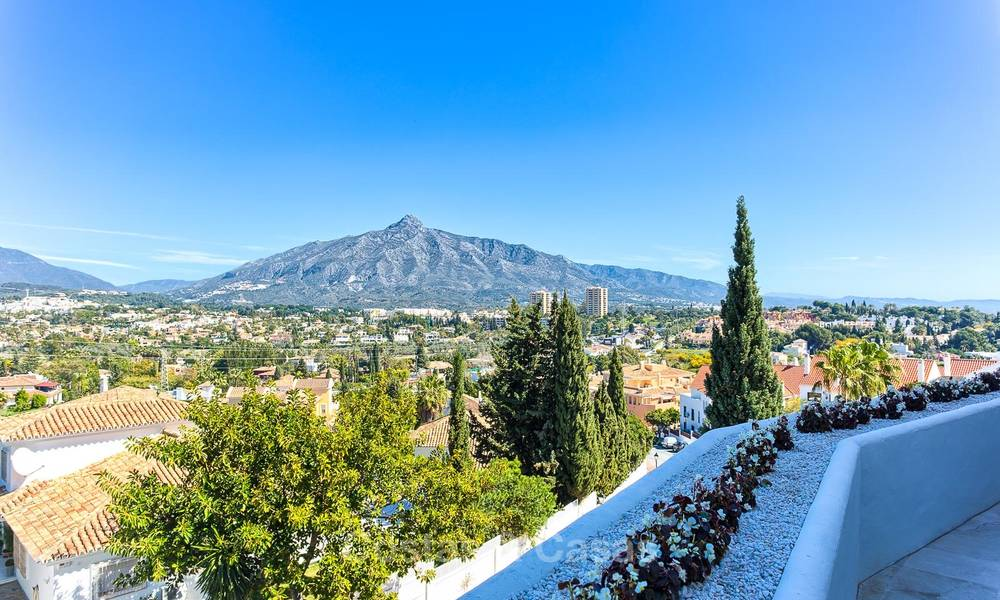Cosy and bright apartment for sale, recently renovated, Nueva Andalucía, Marbella 6055