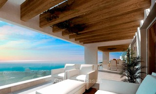 Attractive new apartments with stunning sea views for sale, Marbella 6130