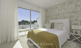 Attractive new apartments with stunning sea views for sale, Marbella. Completed! 19176