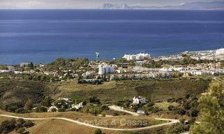 Attractive new apartments with stunning sea views for sale, Marbella. Completed! 19177