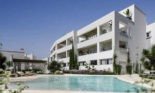 Attractive new apartments with stunning sea views for sale, Marbella. Completed! 19186