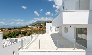 Attractive new apartments with stunning sea views for sale, Marbella. Completed! 29170