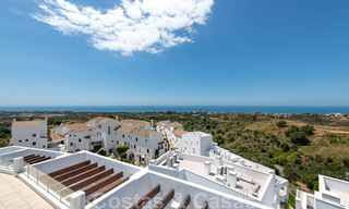 Attractive new apartments with stunning sea views for sale, Marbella. Completed! 29174