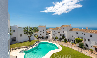 Attractive new apartments with stunning sea views for sale, Marbella. Completed! 29175