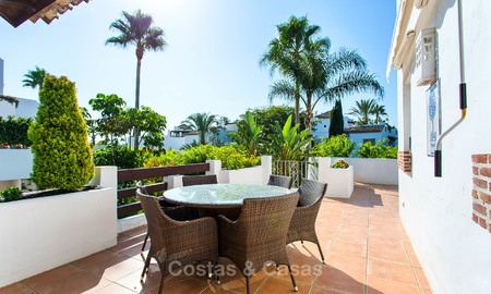 Lovely, spacious beach front penthouse apartment for sale, New Golden Mile, Estepona 6167
