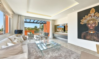 Charming new Andalusian-style apartments for sale, Golf Valley, Nueva Andalucia, Marbella 6220