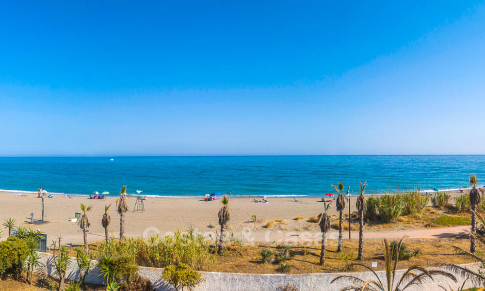 Unique ultra-modern beach front designer villa for sale, New Golden Mile, Marbella - Estepona 6205