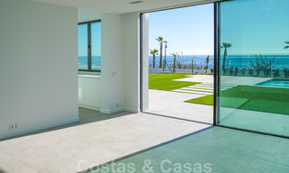 Unique ultra-modern beach front designer villa for sale, New Golden Mile, Marbella - Estepona 24932