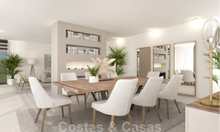 Unique ultra-modern beach front designer villa for sale, New Golden Mile, Marbella - Estepona 24945