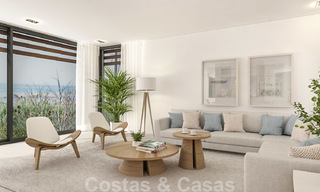Unique ultra-modern beach front designer villa for sale, New Golden Mile, Marbella - Estepona 24947