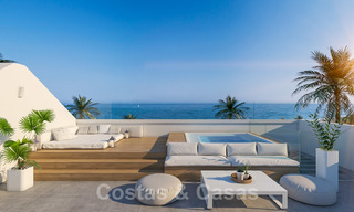 Unique ultra-modern beach front designer villa for sale, New Golden Mile, Marbella - Estepona 24952