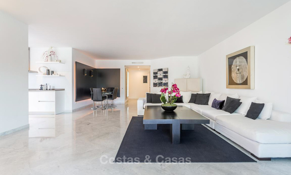 Exquisite and spacious luxury apartment for sale, Marina Puente Romano, Golden Mile, Marbella 6264
