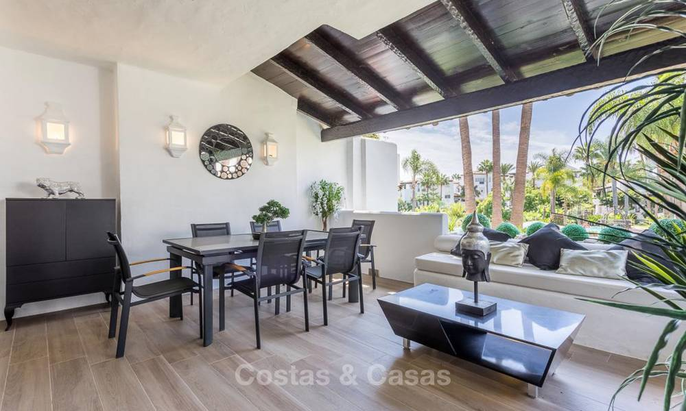 Exquisite and spacious luxury apartment for sale, Marina Puente Romano, Golden Mile, Marbella 6268