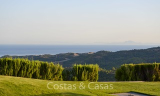 Majestic luxury villa in rural settings for sale, with amazing panoramic sea and mountain views, Benahavis - Marbella 6324