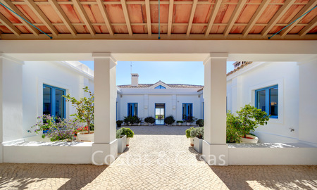 Majestic luxury villa in rural settings for sale, with amazing panoramic sea and mountain views, Benahavis - Marbella 6331