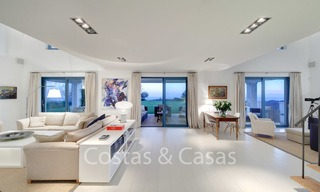 Majestic luxury villa in rural settings for sale, with amazing panoramic sea and mountain views, Benahavis - Marbella 6347
