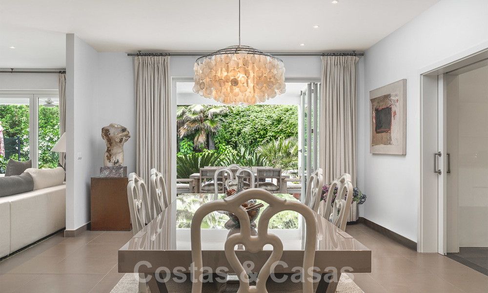 Gorgeous renovated villa for sale in the heart of Nueva Andalucía's Golf Valley - Marbella 26633