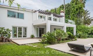 Gorgeous renovated villa for sale in the heart of Nueva Andalucía's Golf Valley - Marbella 26635