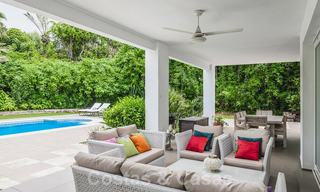 Gorgeous renovated villa for sale in the heart of Nueva Andalucía's Golf Valley - Marbella 26637