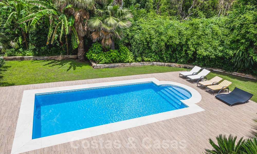 Gorgeous renovated villa for sale in the heart of Nueva Andalucía's Golf Valley - Marbella 26639