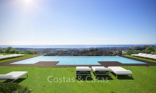 Stunning new luxury apartments for sale, with breath taking sea and valley views, Benahavis - Marbella 6470