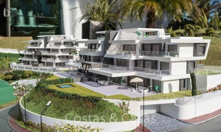Stunning new luxury apartments for sale, with breath taking sea and valley views, Benahavis - Marbella 6475
