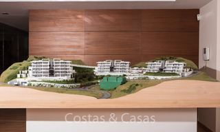 Stunning new luxury apartments for sale, with breath taking sea and valley views, Benahavis - Marbella 6476