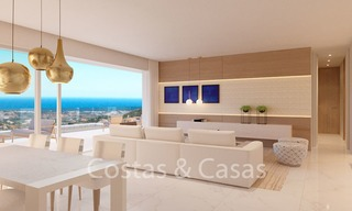 Stunning new luxury apartments for sale, with breath taking sea and valley views, Benahavis - Marbella 6483