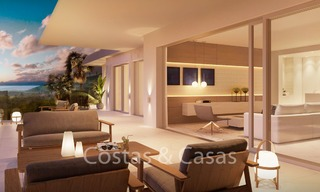 Stunning new luxury apartments for sale, with breath taking sea and valley views, Benahavis - Marbella 6486