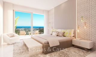 Stunning new luxury apartments for sale, with breath taking sea and valley views, Benahavis - Marbella 6487