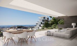 Stunning new luxury apartments for sale, with breath taking sea and valley views, Benahavis - Marbella 6489