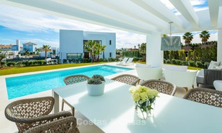 Stylish contemporary designer villas for sale on the New Golden Mile, Marbella - Estepona 6637