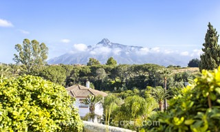 Superbly located duplex penthouse apartment for sale, walking distance to Puerto Banus, the beach and amenities - Nueva Andalucia, Marbella 6677