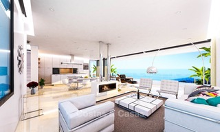 Exquisite new minimalist villa with magnificent sea views for sale, Nueva Andalucia - Marbella 6754