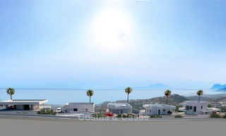 Exquisite new minimalist villa with magnificent sea views for sale, Nueva Andalucia - Marbella 6755