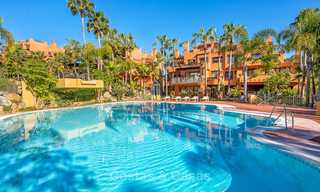 Well located, stylish luxury apartment in an exquisite urbanization - Nueva Andalucia, Marbella 6767