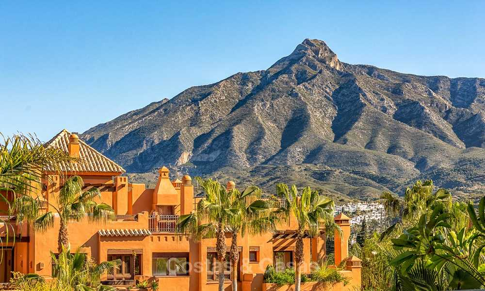 Well located, stylish luxury apartment in an exquisite urbanization - Nueva Andalucia, Marbella 6770