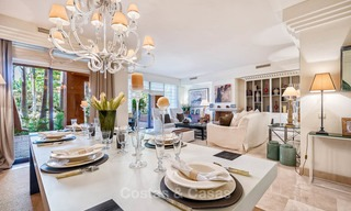 Well located, stylish luxury apartment in an exquisite urbanization - Nueva Andalucia, Marbella 6773