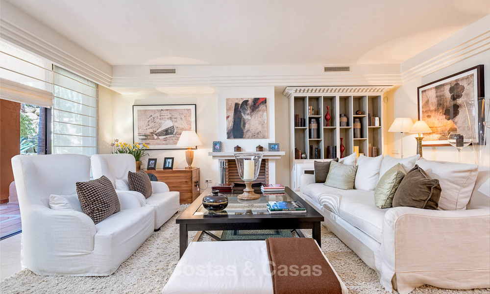 Well located, stylish luxury apartment in an exquisite urbanization - Nueva Andalucia, Marbella 6776