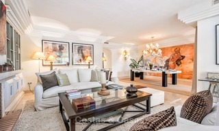 Well located, stylish luxury apartment in an exquisite urbanization - Nueva Andalucia, Marbella 6777