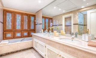 Well located, stylish luxury apartment in an exquisite urbanization - Nueva Andalucia, Marbella 6783
