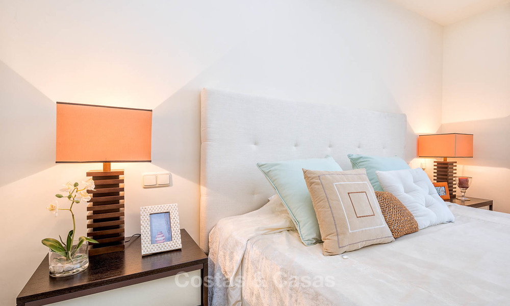 Well located, stylish luxury apartment in an exquisite urbanization - Nueva Andalucia, Marbella 6787