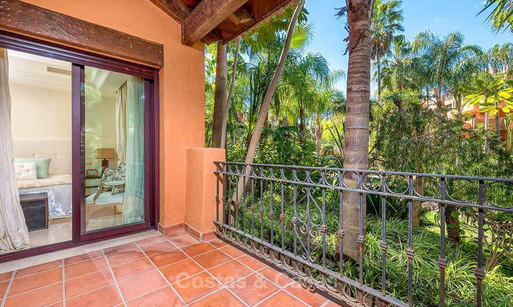 Well located, stylish luxury apartment in an exquisite urbanization - Nueva Andalucia, Marbella 6788