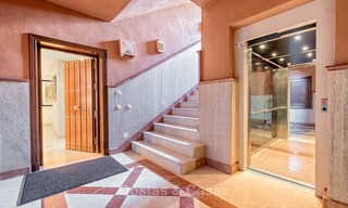 Well located, stylish luxury apartment in an exquisite urbanization - Nueva Andalucia, Marbella 6791