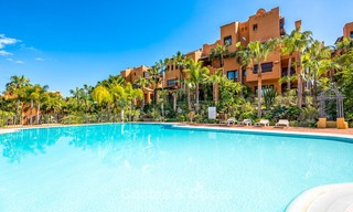 Well located, stylish luxury apartment in an exquisite urbanization - Nueva Andalucia, Marbella 6793